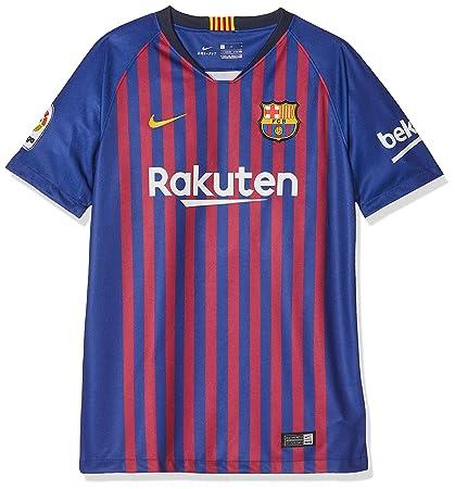 7d34f8a1338dd Nike FCB Y Nk BRT Stad JSY SS Hm T-Shirt