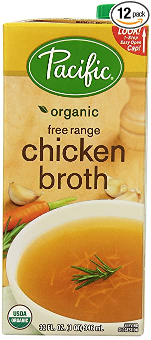 free range chicken broth recipe