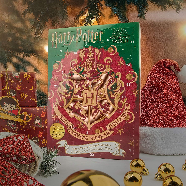 Cinereplicas Harry Potter Calendario de Adviento: Amazon.es: Hogar