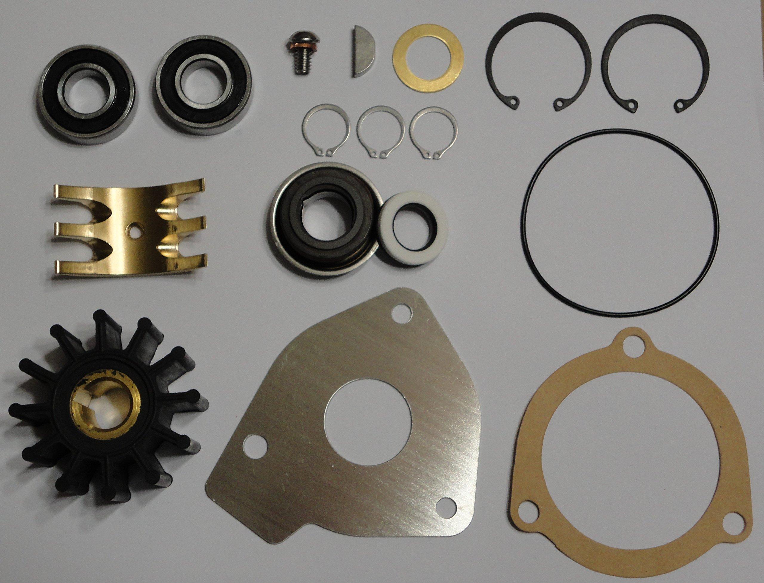 Major Repair Kit Replaces Sherwood 12665 by StayCoolPumps