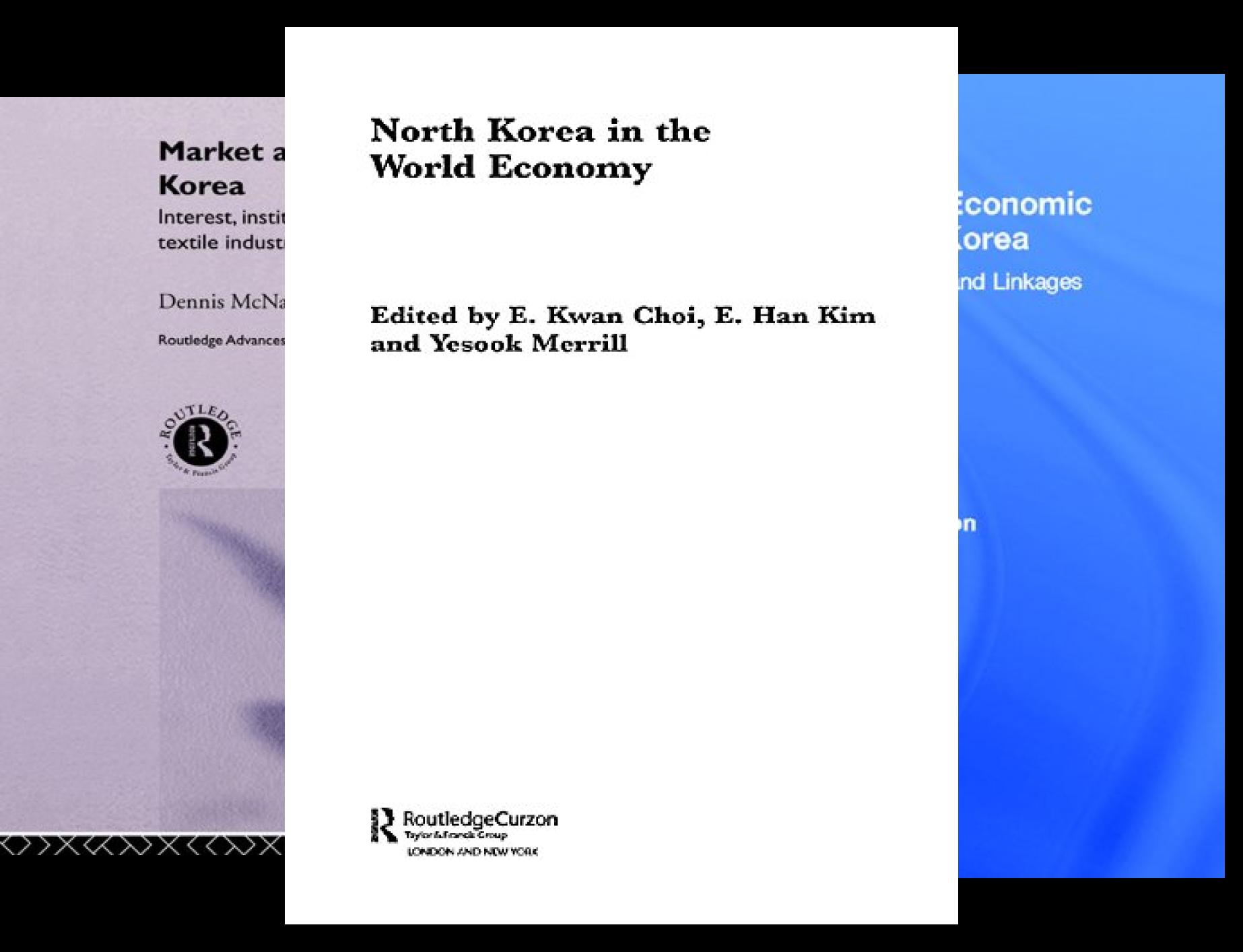 Routledge Advances in Korean Studies