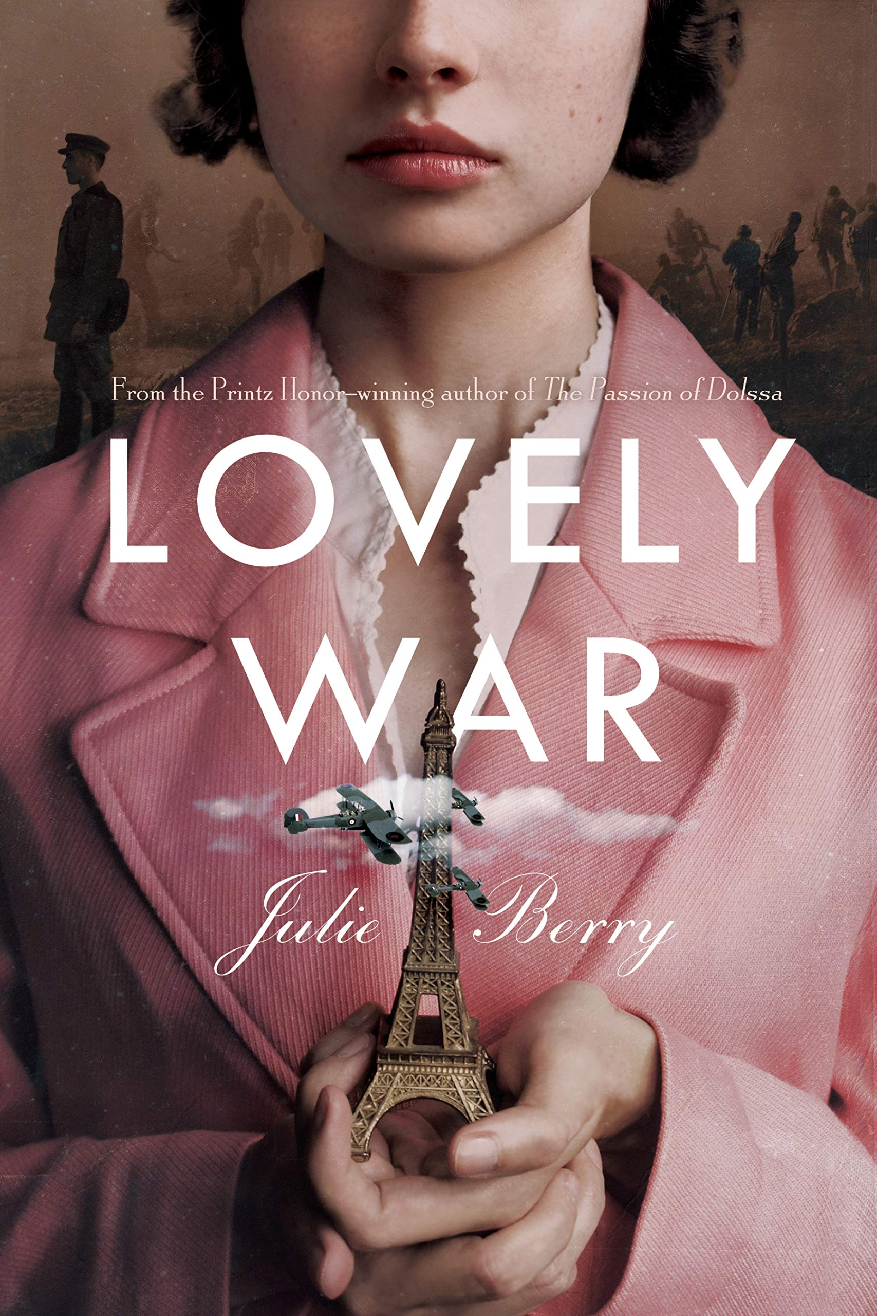 Amazon.com: Lovely War (9780451469939): Berry, Julie: Books