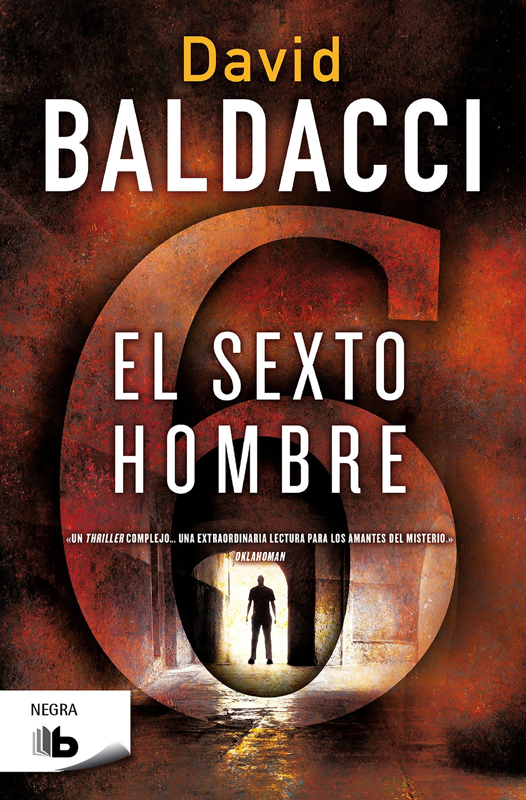 El sexto hombre  /  The Sixth Man (B DE BOLSILLO, Band 603001)