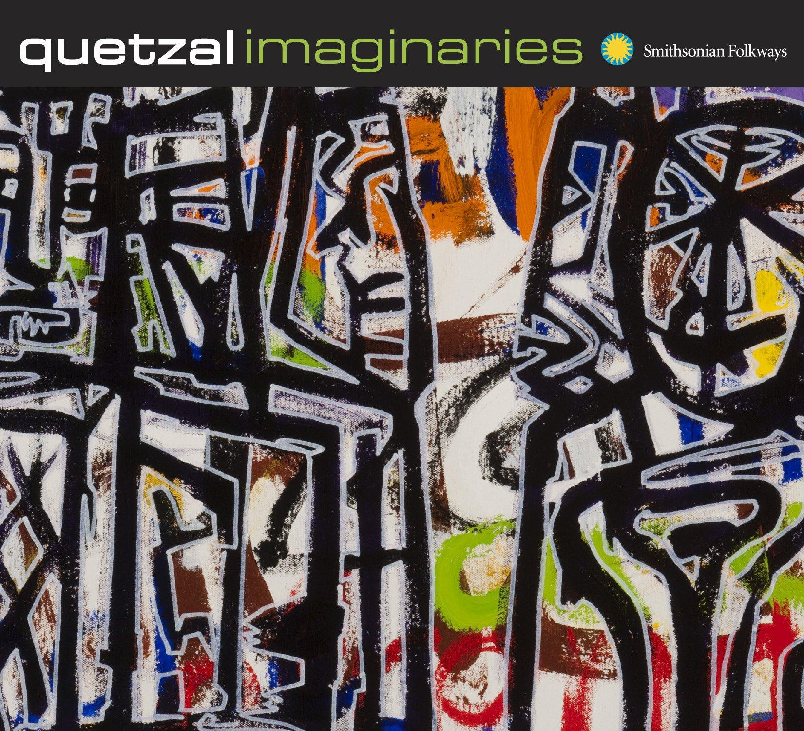 CD : Quetzal - Imaginaries (CD)