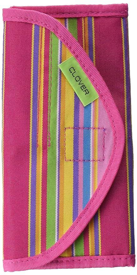 Amazoncom Clover Rus 655040 Getaway Soft Touch Crochet Hook Case