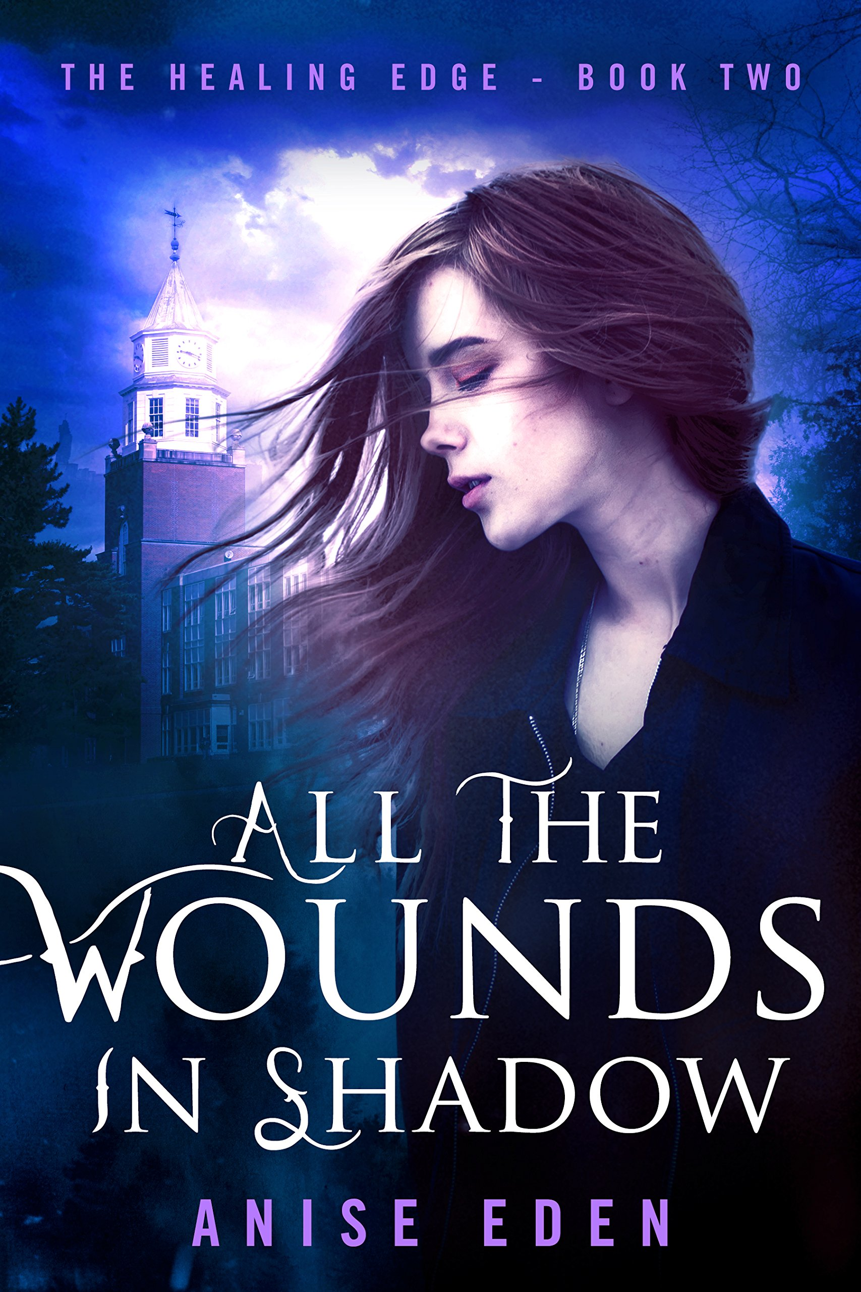 Read Online All the Wounds in Shadow: The Healing Edge - Book Two pdf