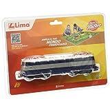 Lima Treni Vagoni Blister Con Locomotiva Elettrica E.444 Origine Hl2303