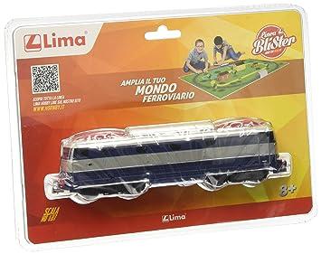 Sale Blu Ferrovie : Elektrolokomotive e.444 der fs [lima hl2303] lima blister line 1
