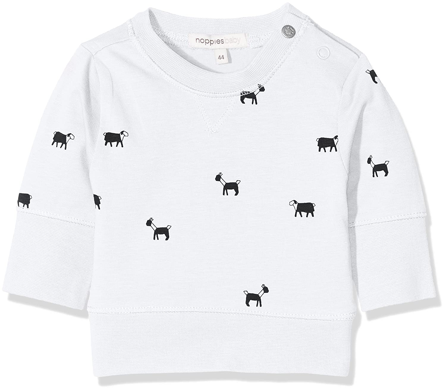 Noppies U Sweater Guymon, Felpa Unisex-Bimbi 74414