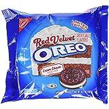 Oreo Red Velvet Sandwich Cookies, 10.7 Ounce
