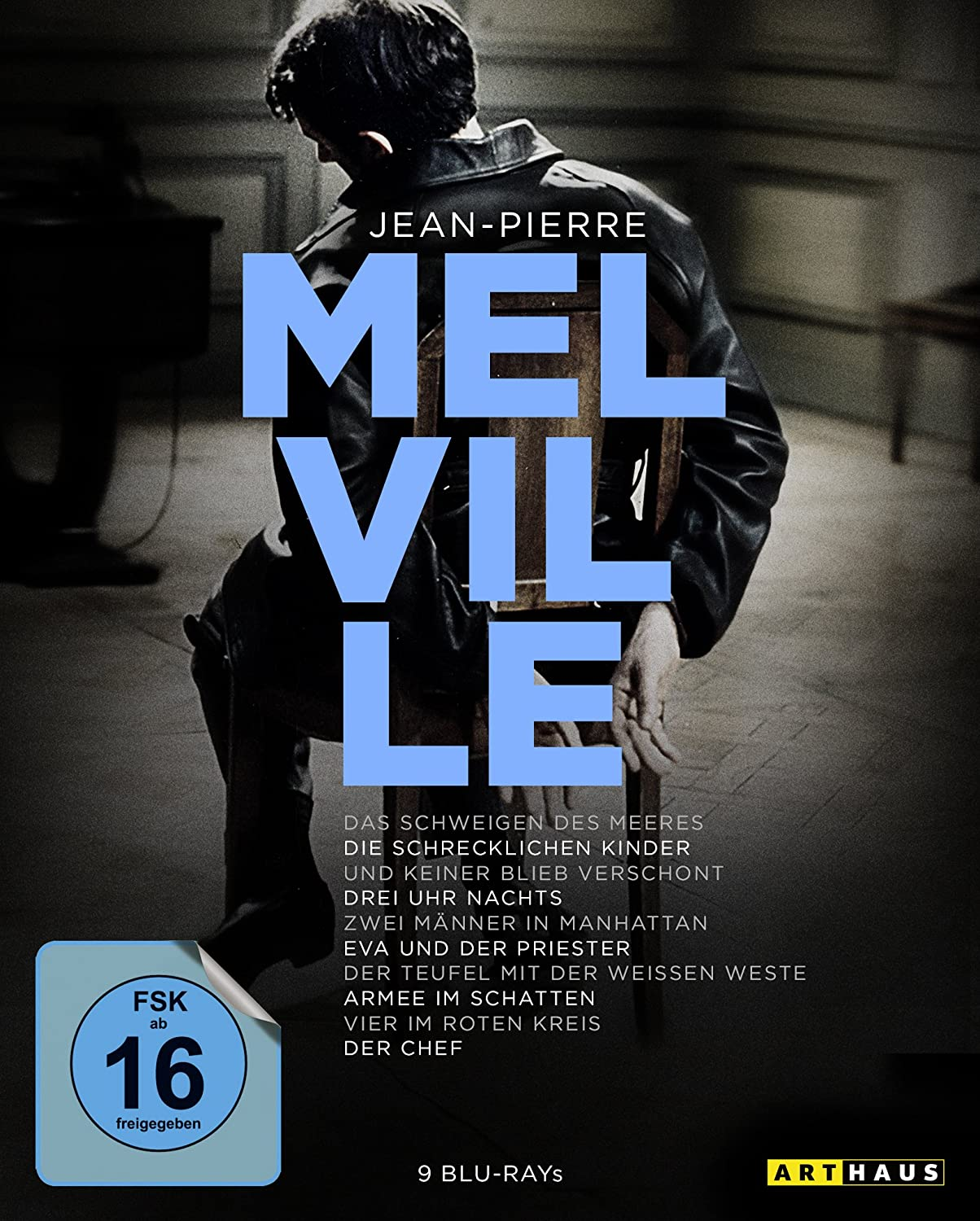 Jean-Pierre Melville - 100th Anniversary Edition [Blu-ray]