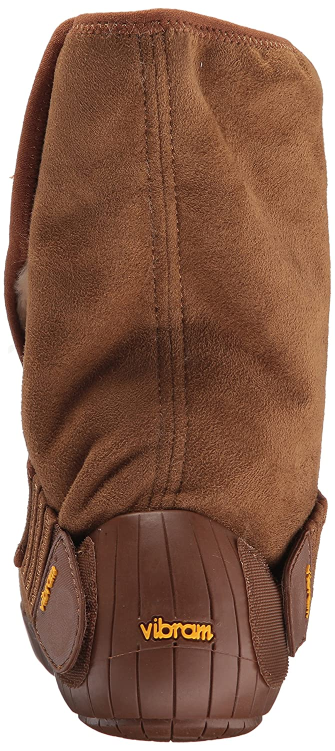 Vibram Furoshiki Camel Mid Boot Classic Shearling Camel Furoshiki Brown Sneaker B01N33VLQG EU:40-41/UK MAN:6-7.5/UK WOMAN:7.5-8.5/CM:25-26/US MAN:7-8.5/US WOMAN:8.5-9.5|Camel Brown acfcfe