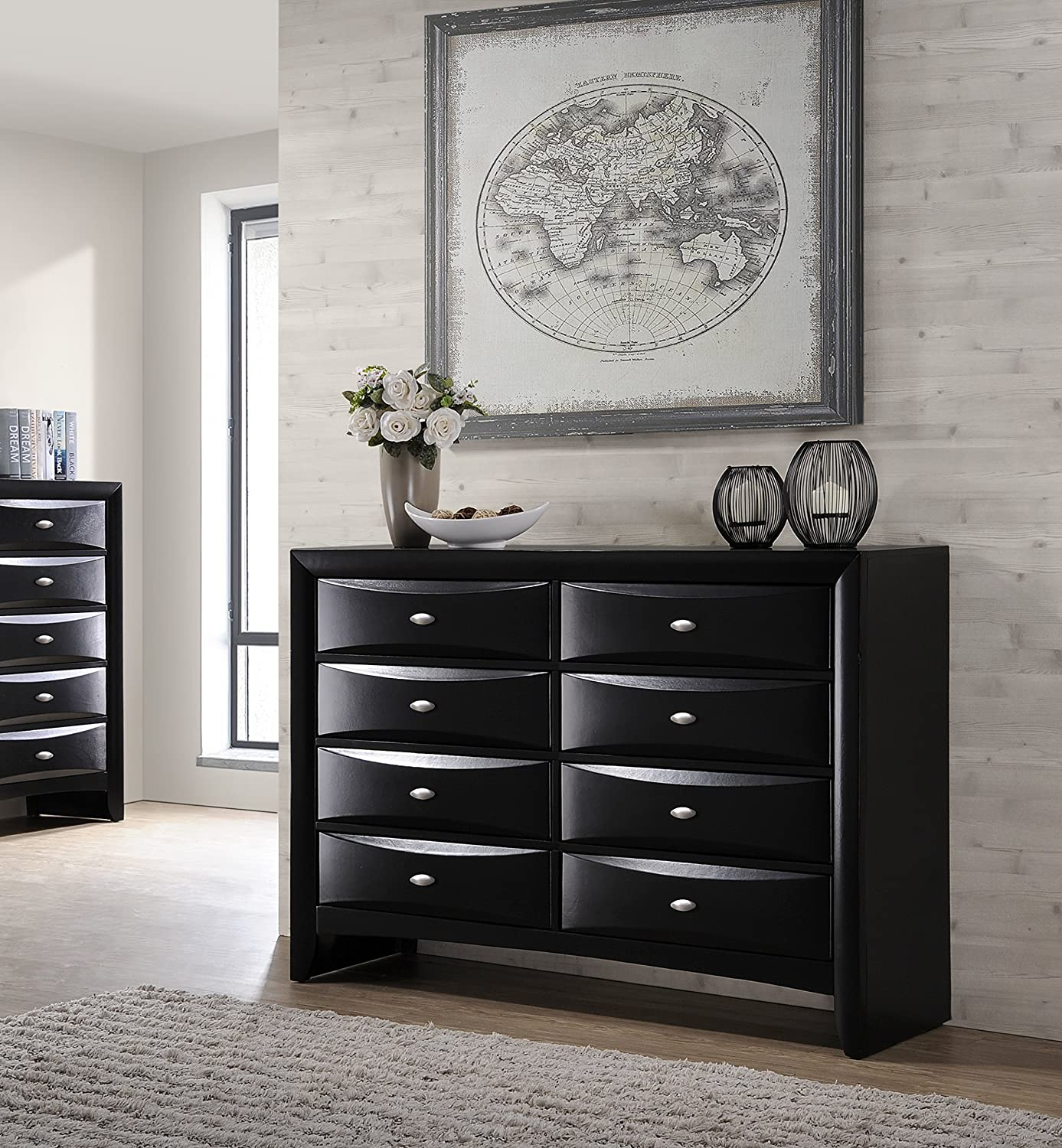 chests p depot prepac fully home dressers white the monterey drawer dresser k wdc assembled