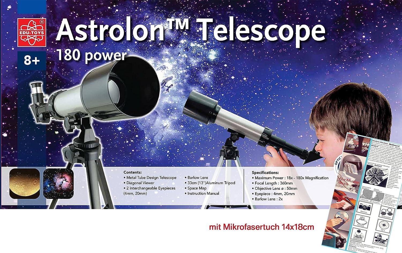 Refraktor teleskop fache vergrößerung kinderteleskop mit