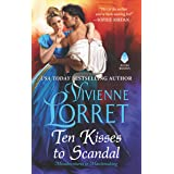 Ten Kisses to Scandal (Misadventures in Matchmaking Book 2)