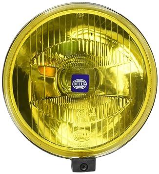 amazon com hella 005750512 500 series amber driving lamp single hella 005750512 500 series amber driving lamp single
