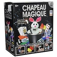 Grimaud Magie - Chapeau Magique + DVD - Jeu de Magie