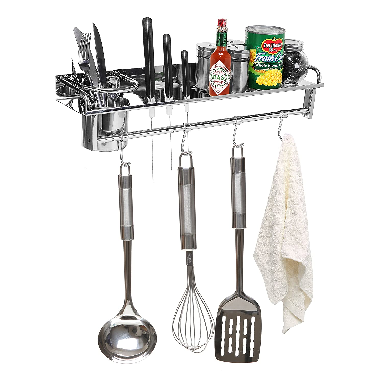 x ceiling mounted cm uk home pan dp amazon hanging kitchencraft wooden kitchen co masterclass rack