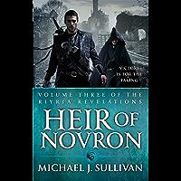 Heir Of Novron: The Riyria Revelations (English Edition)