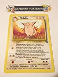 Clefable - Jungle - 17 [Toy]