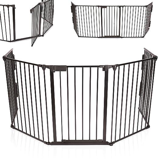 10 opinioni per KIDUKU® Cancelletto in metallo di