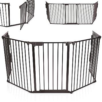 Audacieux KIDUKU® Barrière de sécurité grille de protection métal Parc pour KE-06
