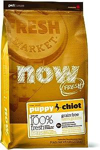 Petcurean Now! Fresh Grain Free Puppy Food, 6-Pound Bag