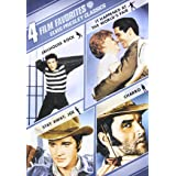 4 Film Favorites: Elvis Presley Classics (Charro, It Happened at the World's Fair, Jailhouse Rock: Deluxe Edition, Stay Away,