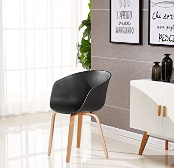 P N Homewares Marcelo Tub Stuhl Moderne Und Retro Esszimmer Stuhl