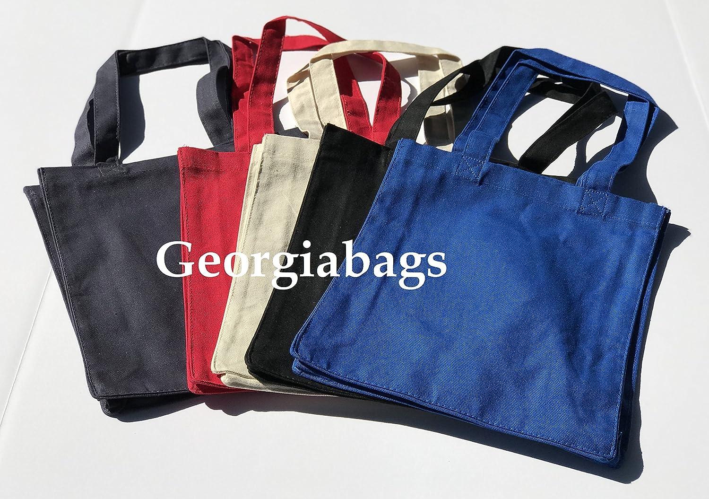 PlainキャンバスBook Bag Gusset ( 10
