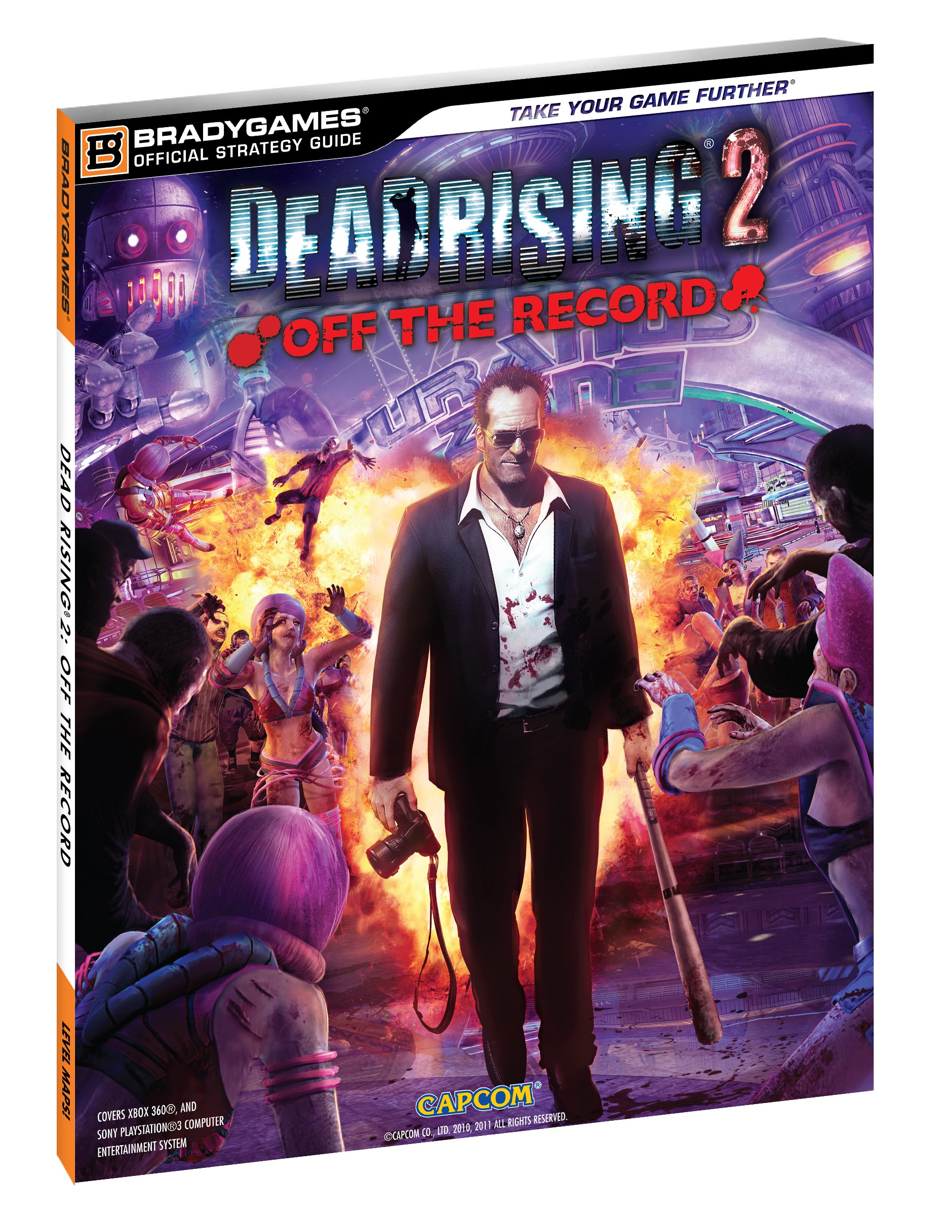 Dead Rising 2: Off the Record Official Strategy Guide (Bradygames Official Strategy Guide) PDF