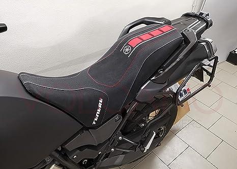 DORATA Y053 Rev/êtement de Selle Seat Cover en n/éopr/ène antid/érapant pour XT 660 Z TENERE 2008-2016