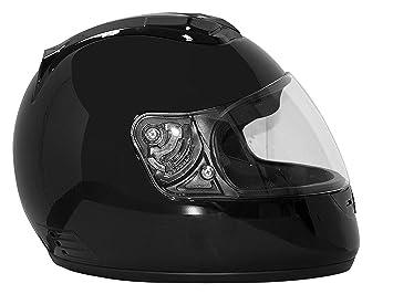 EOLE casco integral, Negro, talla XL
