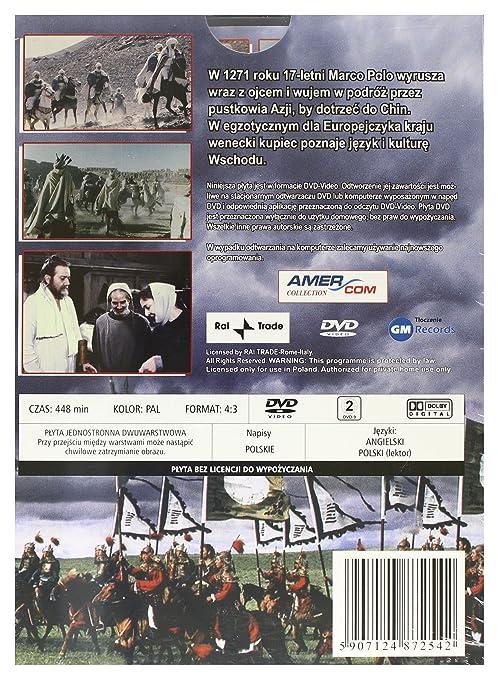 Marco Polo BOX 4DVD IMPORT No hay versión española: Amazon.es: Ken ...