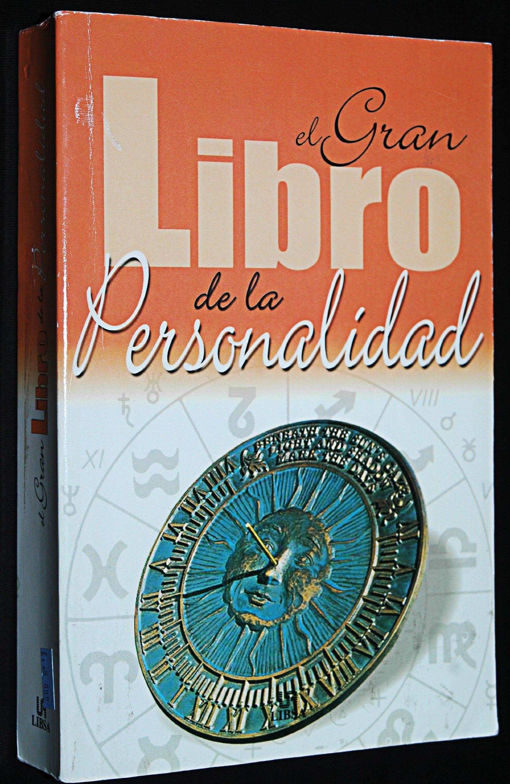 Download El gran libro de la personalidad / The Great Personality Book (Spanish Edition) PDF