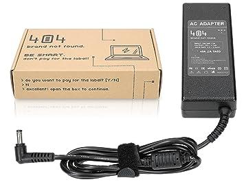 Wessper 404Brand Cargador Adaptador para Ordenador Portátil para ASUS A550L (19V, 4.74A, 90W, 5.5-2.5mm) sin Cable de alimentación: Amazon.es: Electrónica