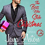 The Boss Who Stole Christmas: Reindeer Falls, Book 1