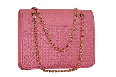 d3bb61abbbf4 Tory Burch Bryant Quilted Convertible Crossbody Shoulder Bag 46181 Handbag