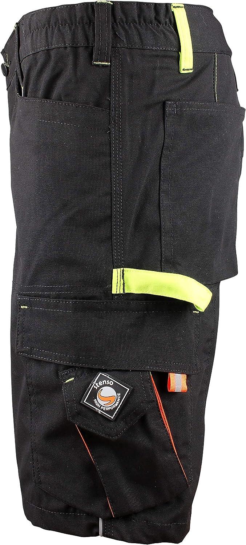Uomo Stenso Prisma/® Corti di Lavoro//Pantaloncini per LEstate