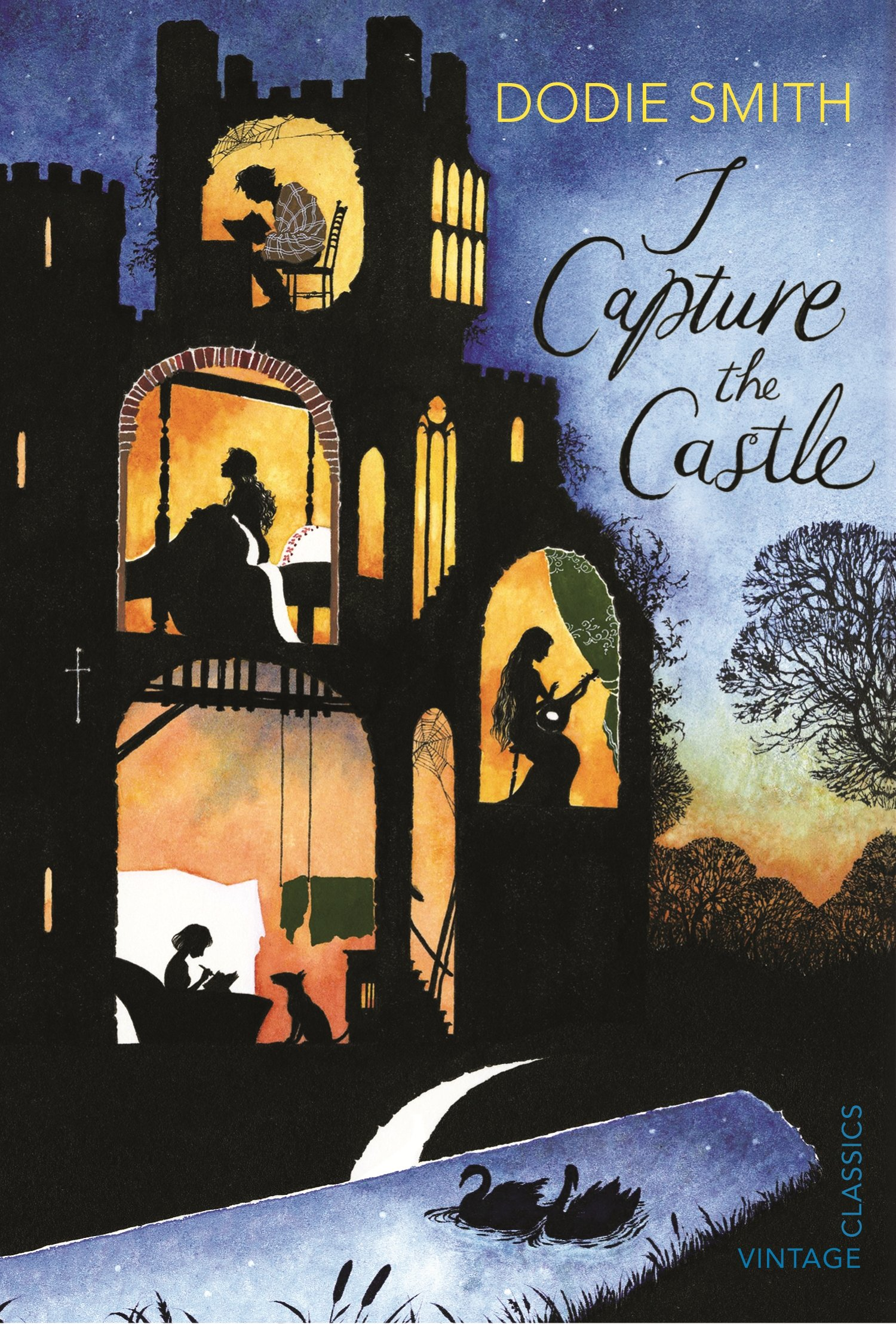 I Capture the Castle (Vintage Childrens Classics)