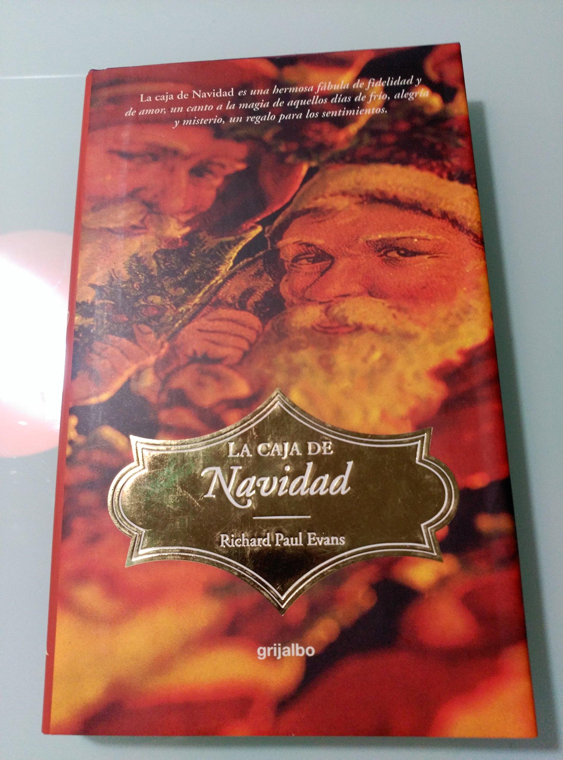 La caja de navidad: Amazon.es: Evans, Richard Paul: Libros