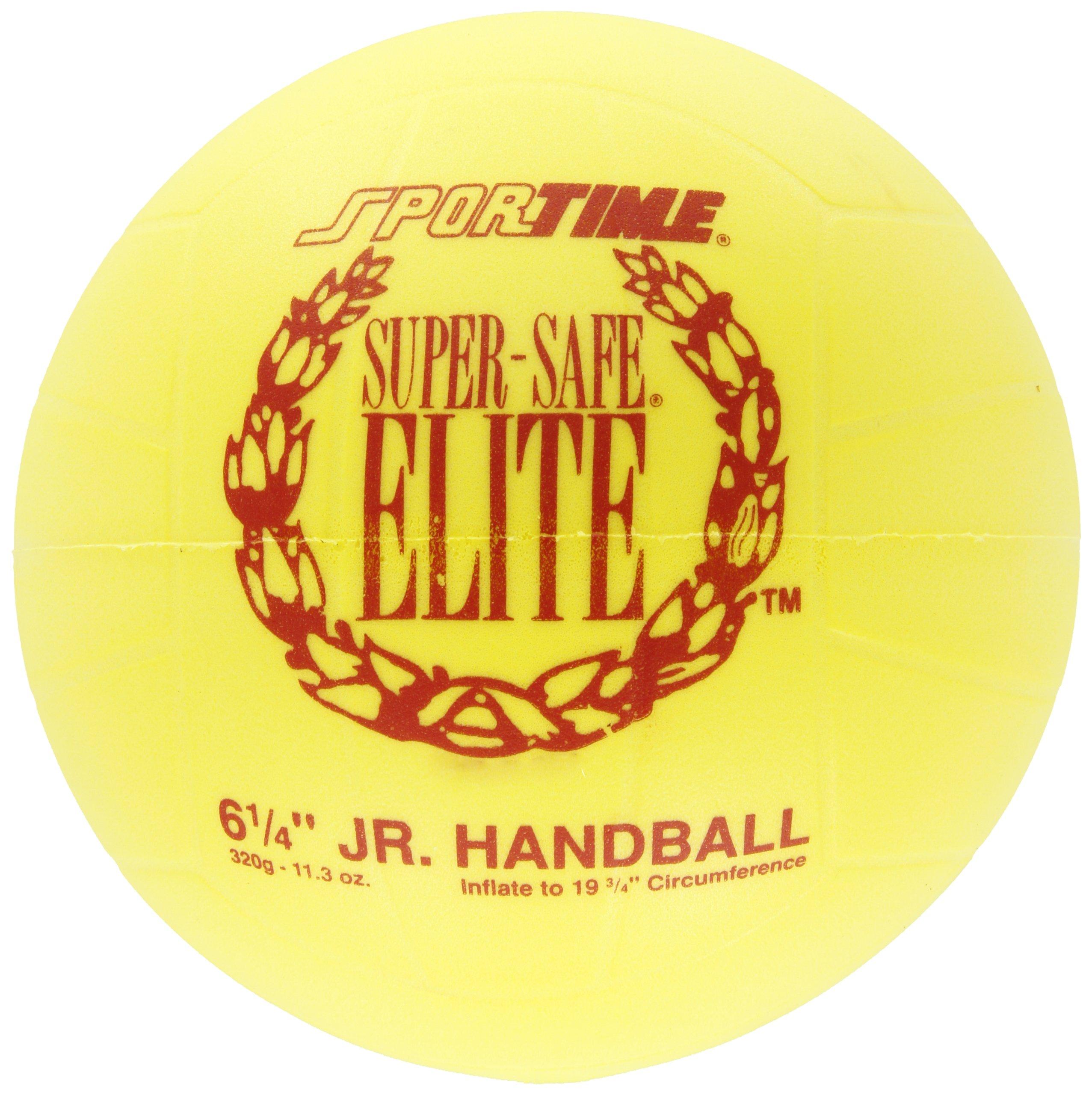Sportime Super-Safe Elite Junior Team Handball - 6 1/4 inch by Sportime