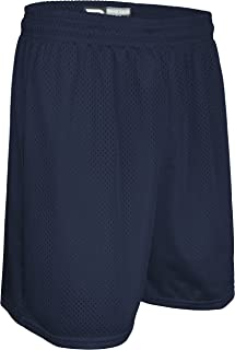 "product image for Game Gear AM-6479P-CB Men's 9"" Athletic Mesh Cross Training Short and Drawcord w/Pockets"