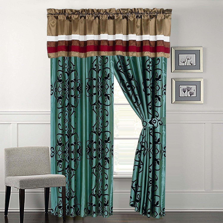 amazoncom bedford home 66a04802 25piece roominabag eve bedroom set king home u0026 kitchen