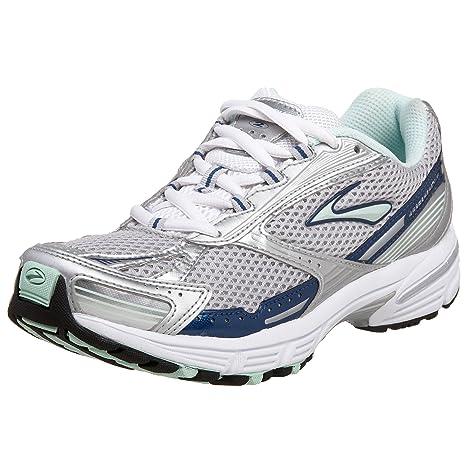 Running Shoe, Silver/Maz Blue/Sky