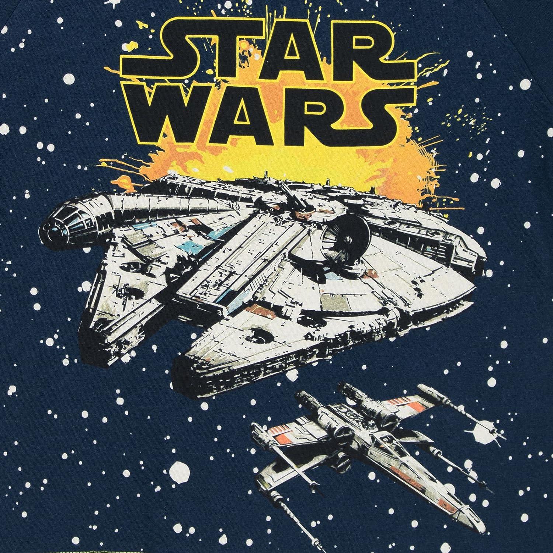 Star Wars Camiseta Para Niño Halcón Milenario: Amazon.es: Ropa y accesorios