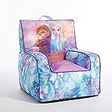 Amazon Com Disney Frozen Elsa Amp Anna Round Bean Bag Chair