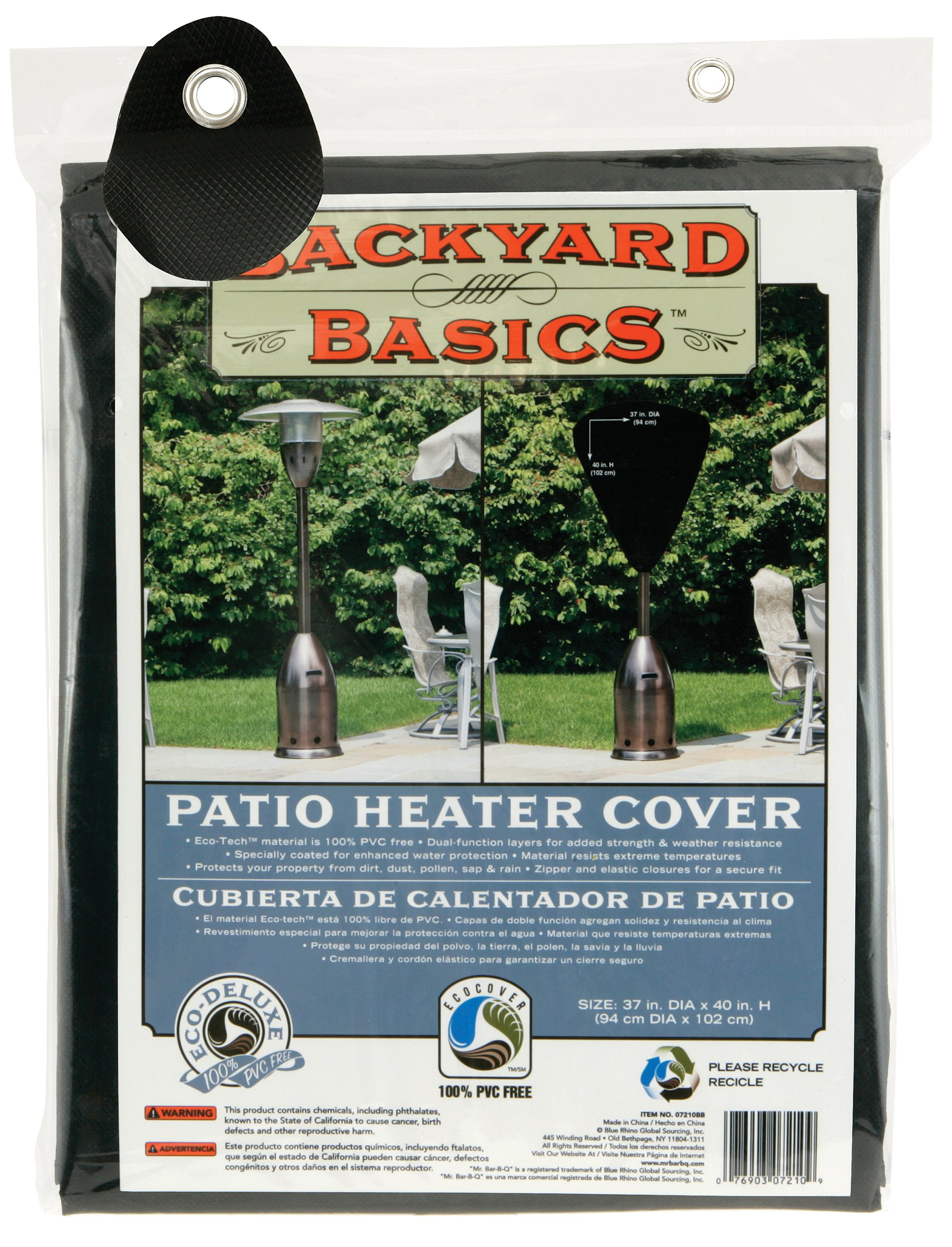Backyard Basics Patio Heater Cover by Backyard Basics