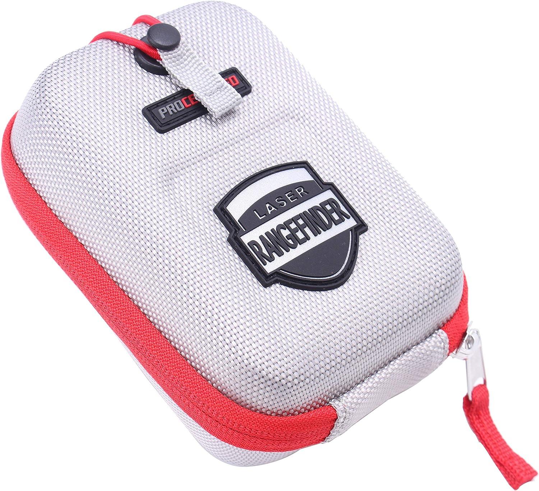 Golf Rangefinder Hard Shell Carry Case Box EVA Bag Compatible with Bushnell V3 V4 V5 Pro X2 Pro XE Nikon Callaway Golf Buddy TecTecTec