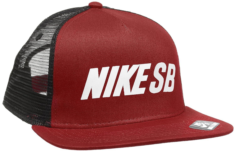 Nike SB Relflective Trucker, Gorra para Niños, Rojo (Dark Cayenne ...